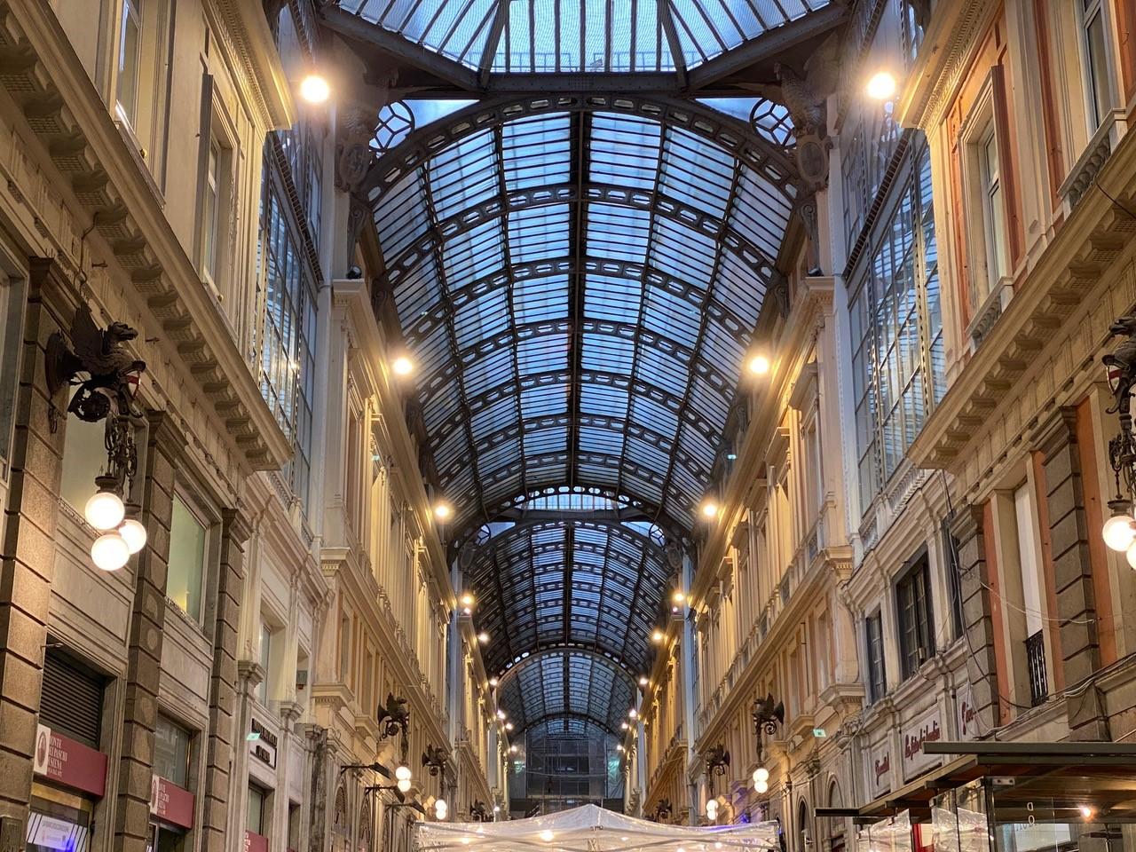 Galleria Mazzini Genova