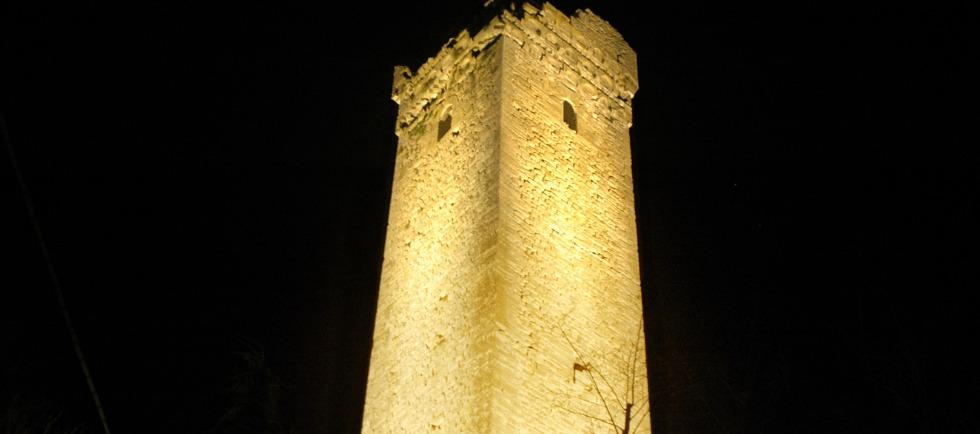 DEnice Tower - Torre di denice