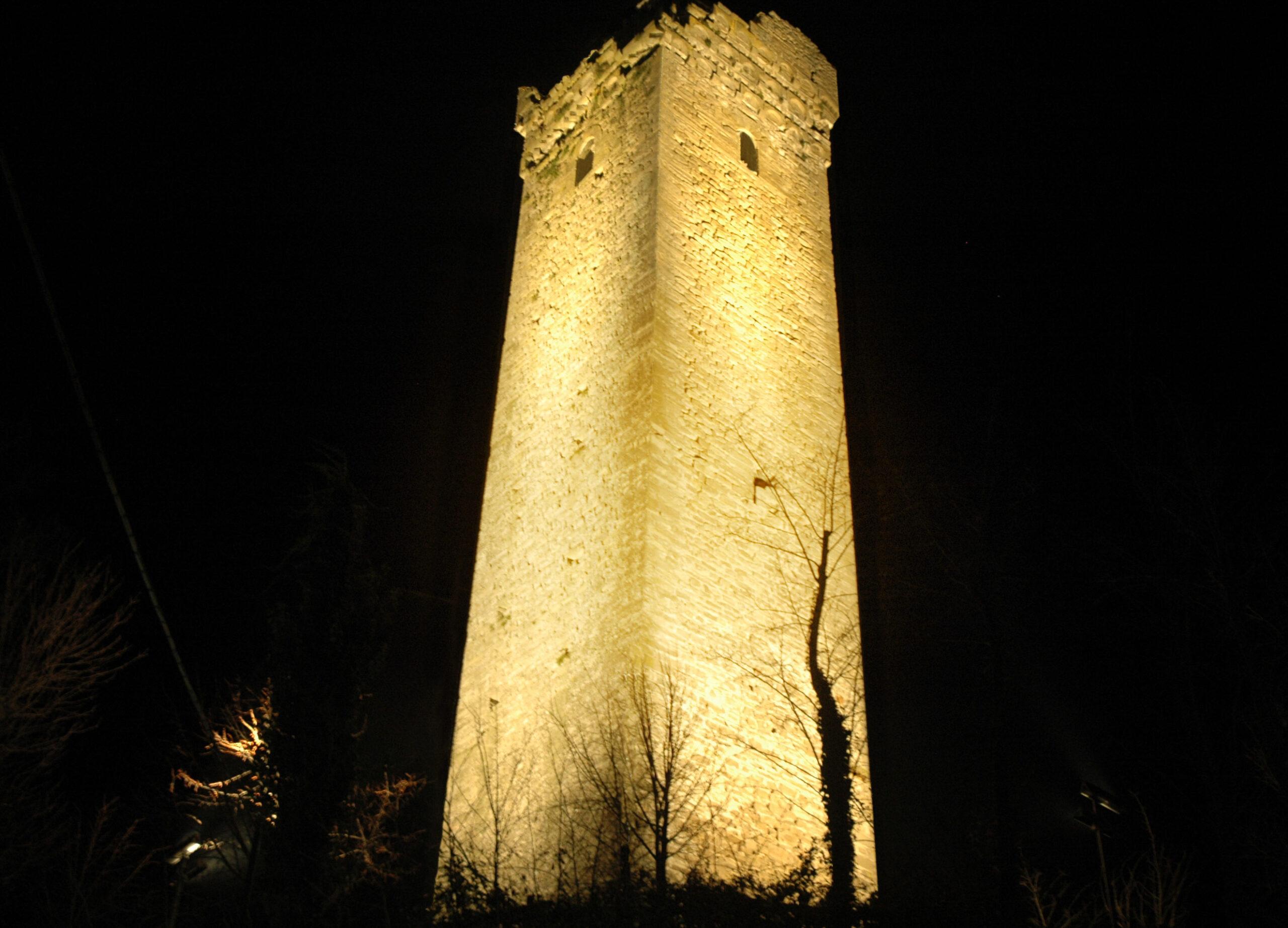 Torre di Denice - Denice Tower